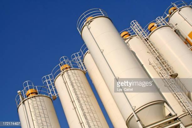 Blanc silos # 2