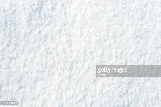 A white snowy surface background