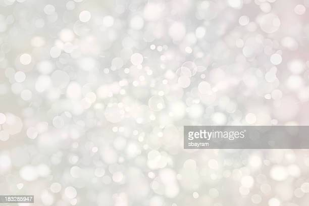 white sparkles - silver coloured stock pictures, royalty-free photos & images