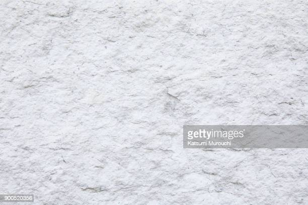 white stone wall texture background - stone wall ストックフォトと画像
