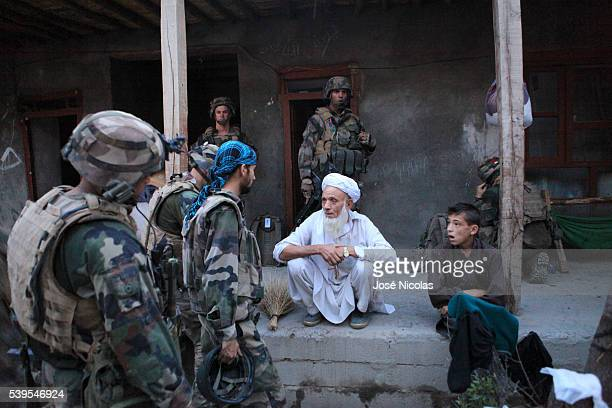 White Stork 3 Operation in Afghanistan The 152th infantery regiment 19th Engineer Regiment and 2nd Foreign Parachute Regiment aree charged to find...