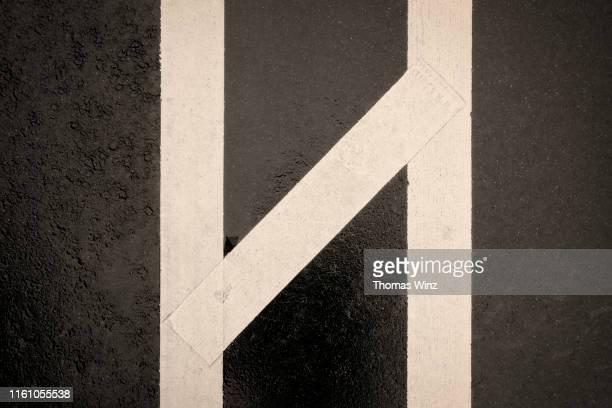 white stripes - white stripes stock pictures, royalty-free photos & images