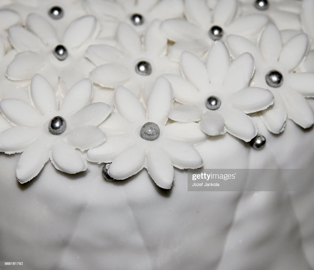 White sugar flowers stock photo getty images white sugar flowers stock photo mightylinksfo