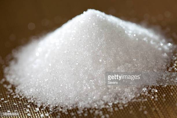 white sugar - sugar pile stock pictures, royalty-free photos & images