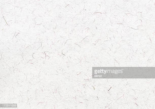 Weiße strukturierte Papier