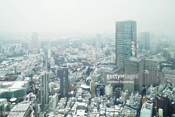 white tokyo: tokyo midtown - tokyo midtown stock pictures, royalty-free photos & images