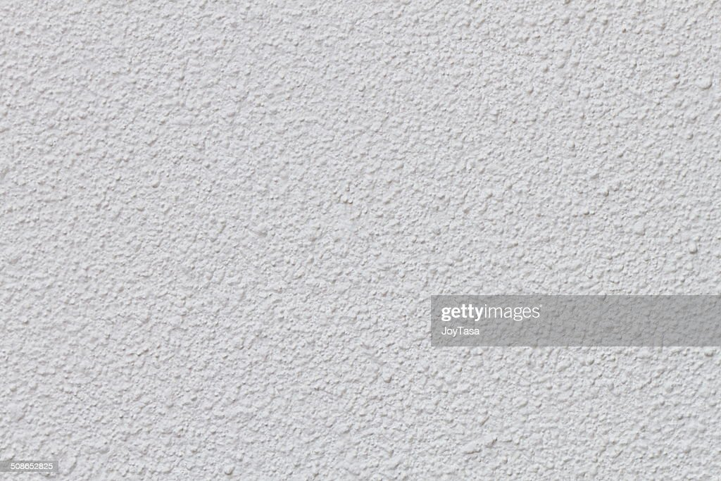 White wall and floor for pattern and background : Stock Photo
