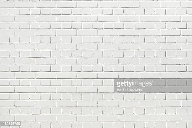 De pared blanco