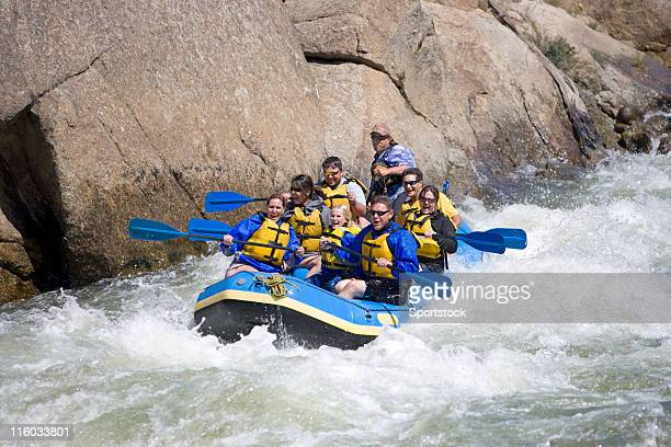 White Water Rafting in Colorado