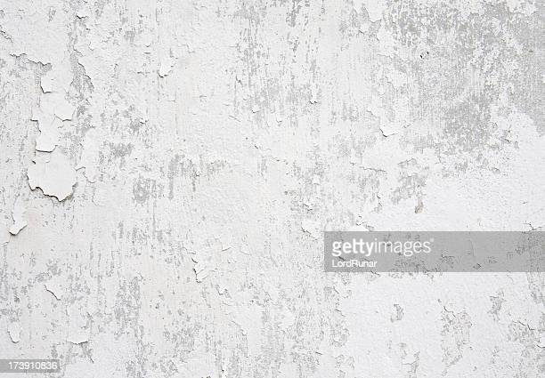 white weathered wall - paint textures stock pictures, royalty-free photos & images