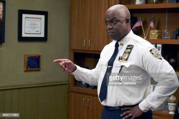 NINE 'White Whale' Episode 521 Pictured Andre Braugher as Ray Holt
