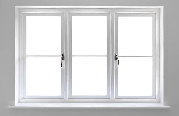 white windows window frame - Window Frame
