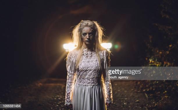 白ドレスの魔女