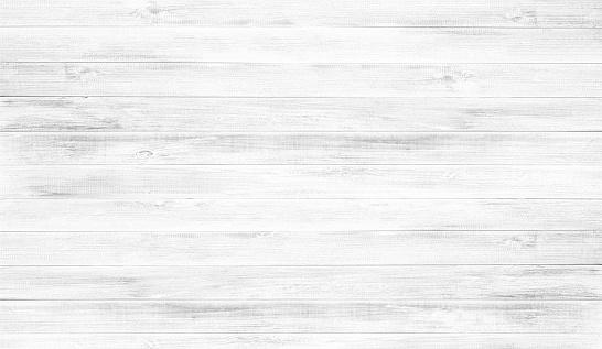 White wood floor texture background. 1097185952