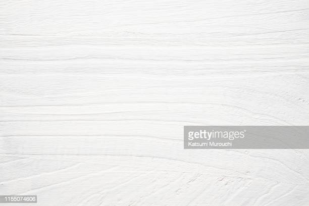 white wood plank texture background - legno foto e immagini stock