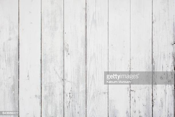 white wood textures background - wood stock photos and pictures