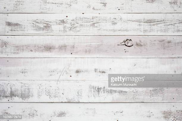 white wooden board texture background - plank timber stock pictures, royalty-free photos & images