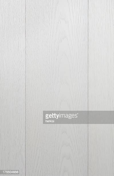 White Holzboden