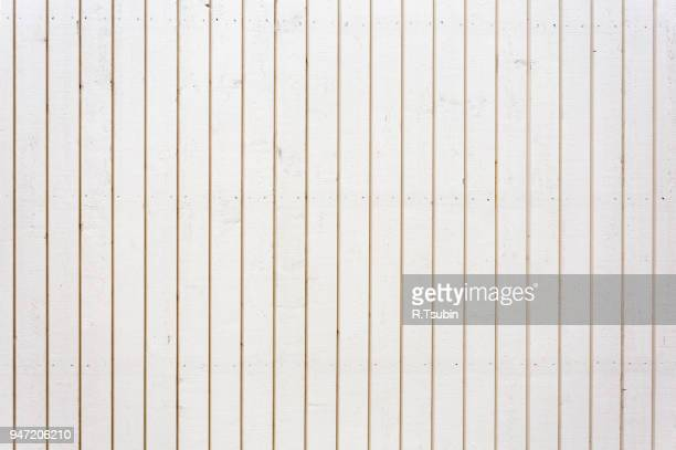 white wooden wall as a texture background