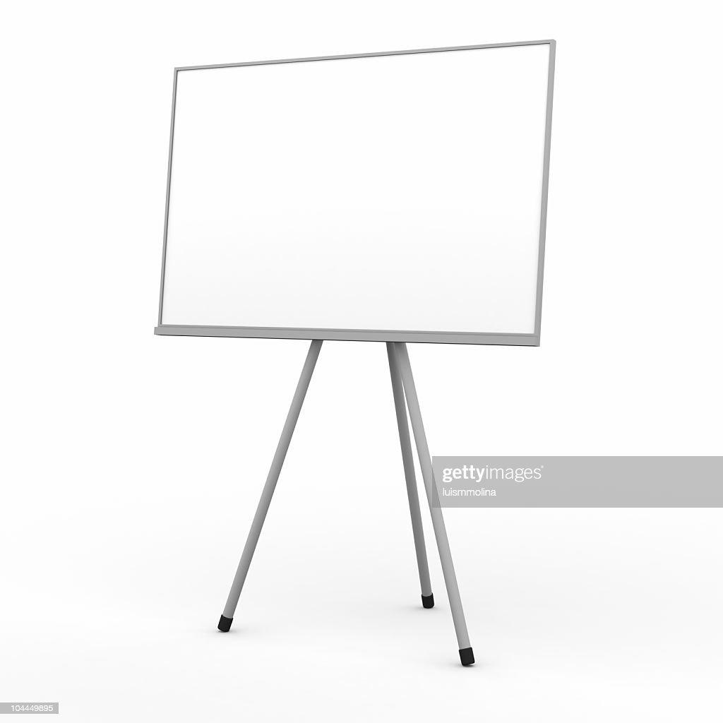 Whiteboard : Stock Photo