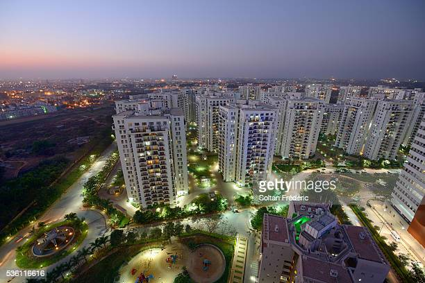 Whitefield neighborhood of Bangalore