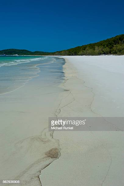 Whitehaven beach in the Whitsunday Islands, Queensland, Australia