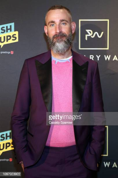 Whiteshadow attends Primary Wave 13th Annual PreGRAMMY Bash at The London West Hollywood on February 9 2019 in West Hollywood California