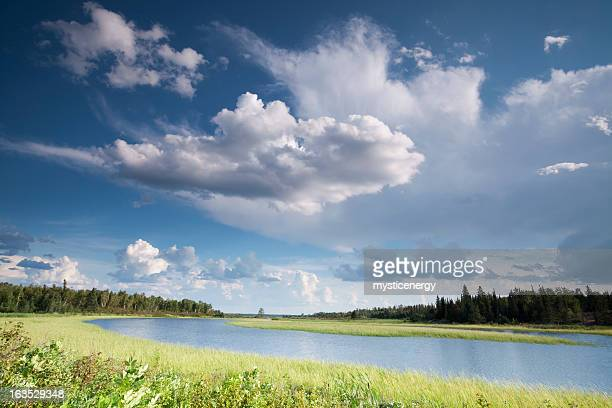 whiteshell provincial park, manitoba - manitoba stock pictures, royalty-free photos & images