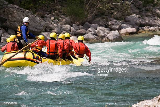 whitewater - rafting - fotografias e filmes do acervo