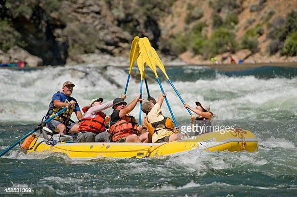 Whitewater Rafting, Idaho