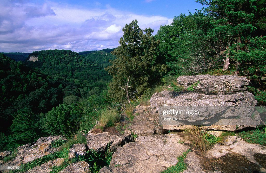Whitewater State Park Stock Photo | Getty Images