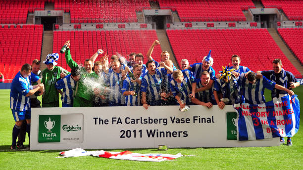Soccer The Fa Vase Trophy Final Coalville Town V Whitley Bay