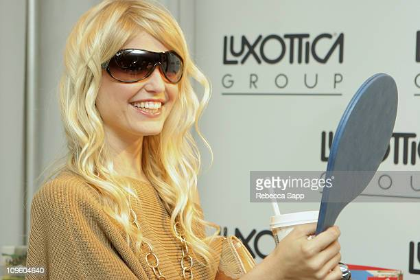 Whitney Able at Luxottica Group during 31st Annual Toronto International Film Festival Luxottica Group at The Luxury Lounge Day 2 at Park Hyatt Hotel...