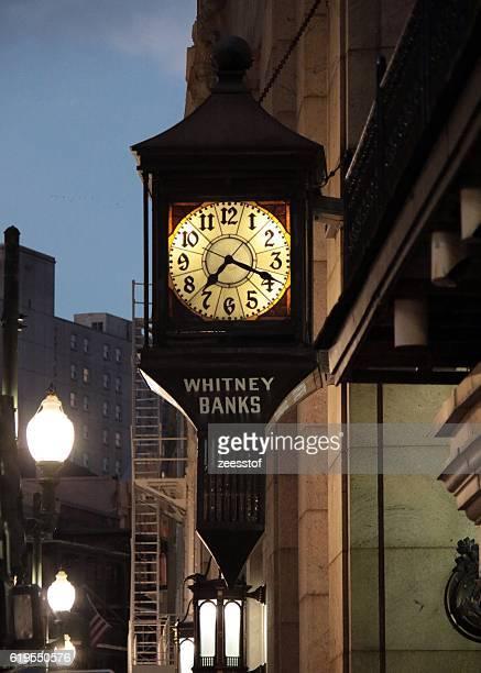 Whitney Banks' Clock