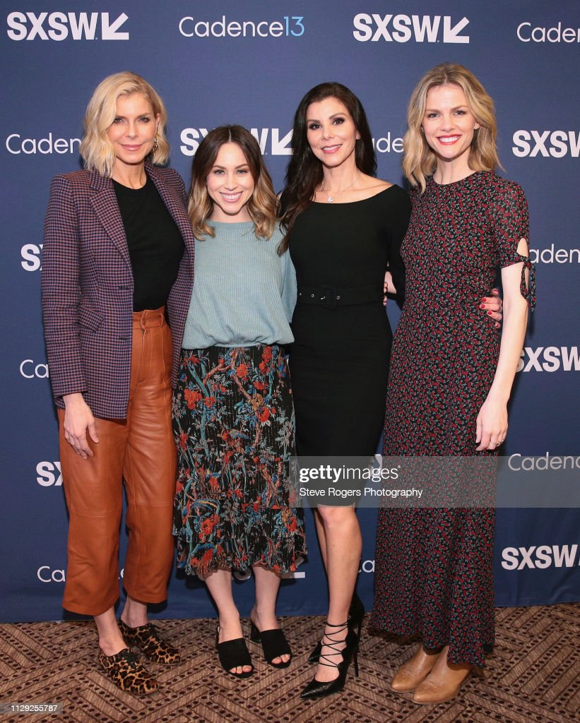 Heather Dubrow's World Podcast - 2019 SXSW Conference and Festivals : News Photo