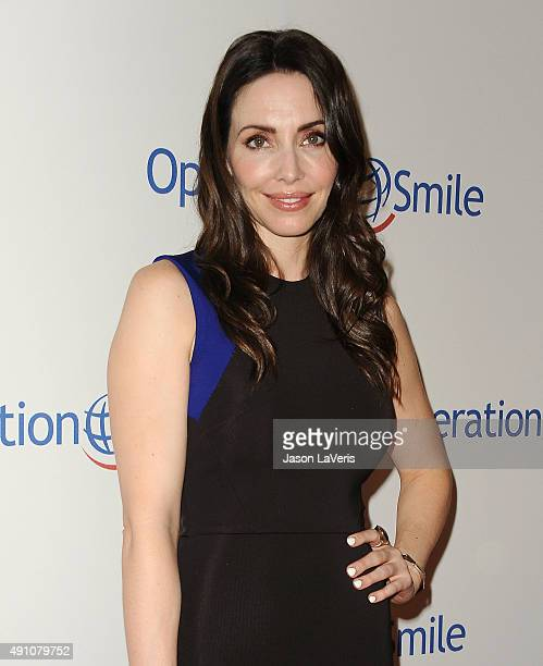 Whitney Cummings attends Operation Smile's 2015 Smile Gala at the Beverly Wilshire Four Seasons Hotel on October 2 2015 in Beverly Hills California