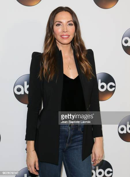 Whitney Cummings attends the Disney ABC Television Group Hosts TCA Winter Press Tour 2018 on January 8 2018 in Pasadena California