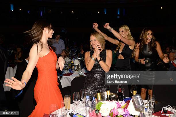 Whitney Cummings Katie Couric Beth Ostrosky Stern and Lisa Ann Russell attend Howard Stern's Birthday Bash presented by SiriusXM produced by Howard...