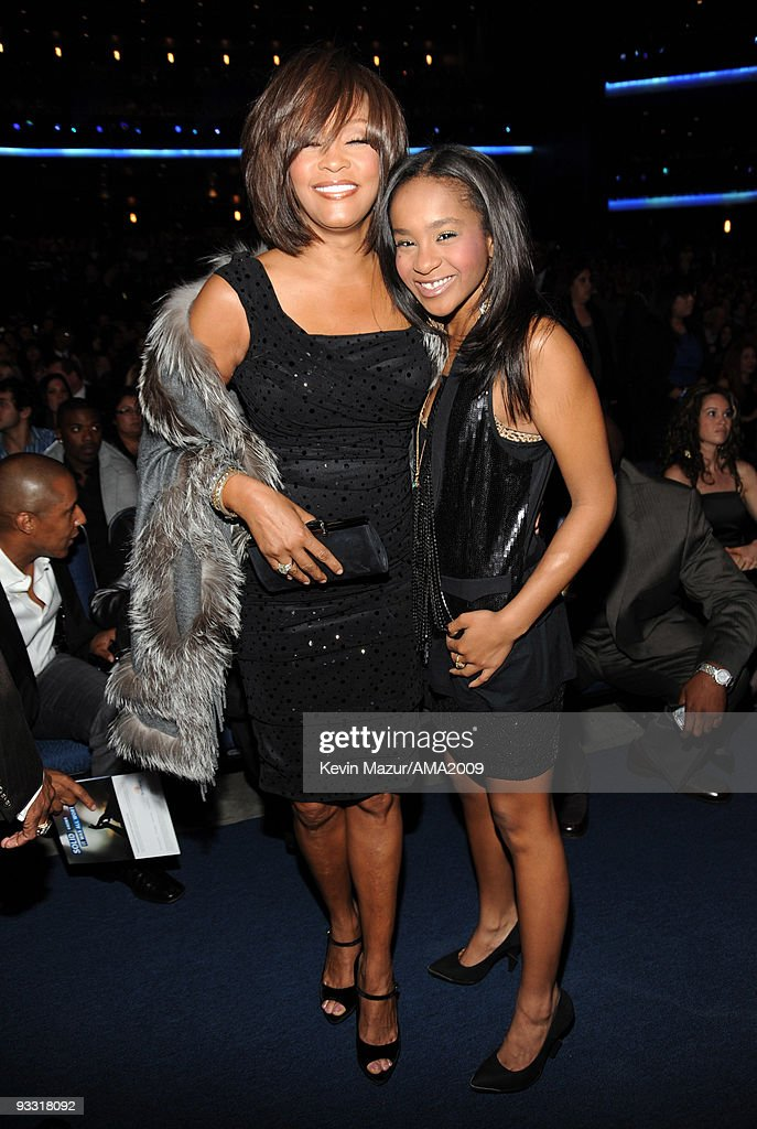 2009 American Music Awards - Roaming Inside : News Photo