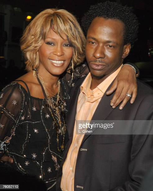 Whitney Houston and Bobby Brown at BET's 25th Anniversary premiering on Nov 1 @ 9pm ET/PT