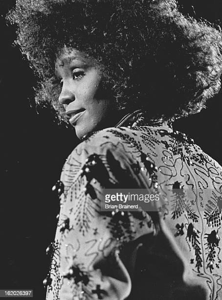 OCT 28 1987 MAY 18 1988 Whitney Houston at Big Mac