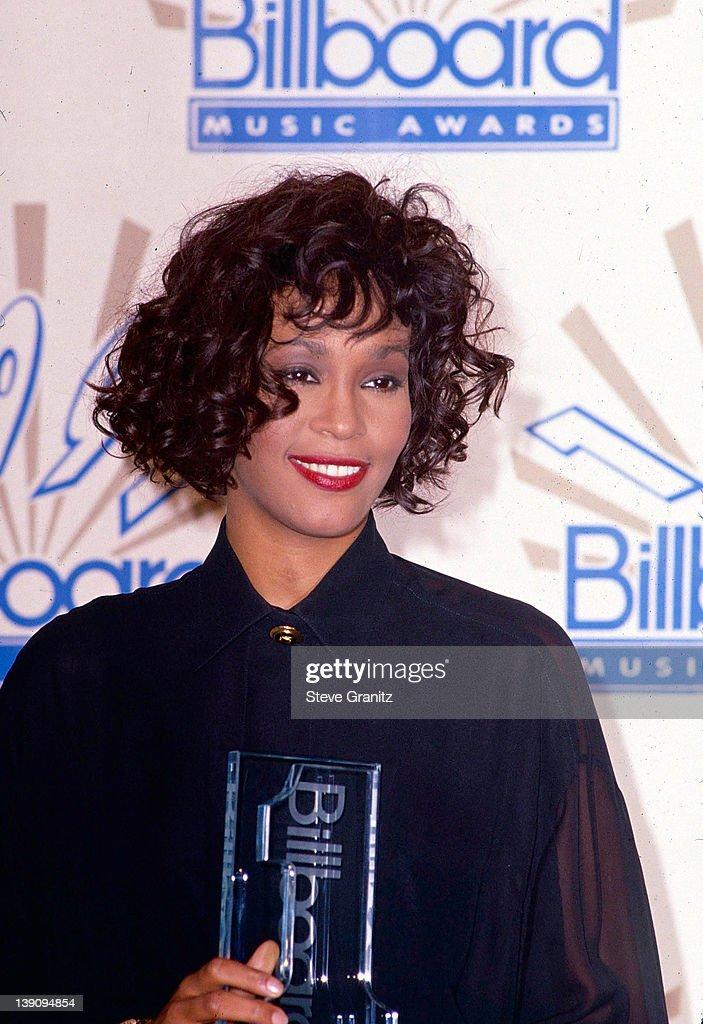 Whitney Houston Archive : News Photo