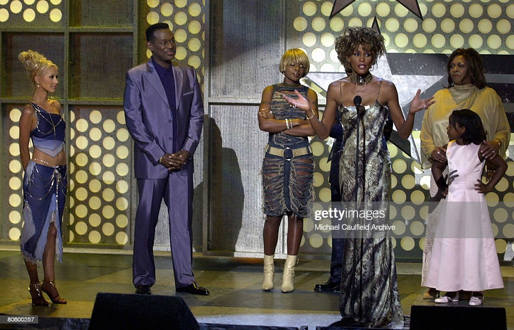 The 1st Annual BET Awards - Show : News Photo