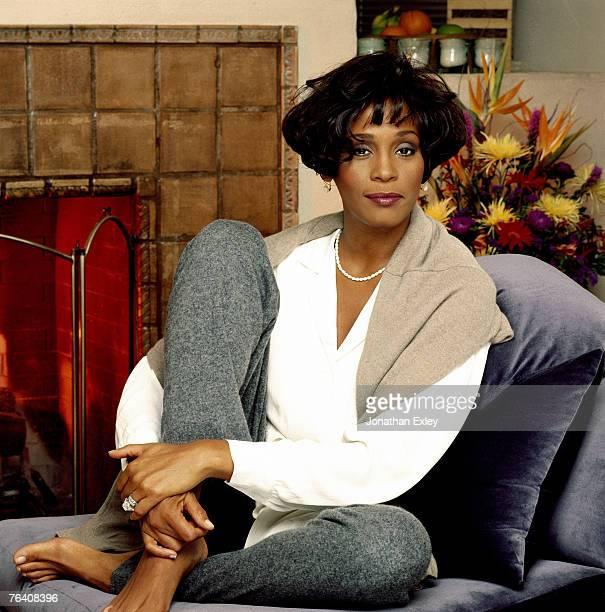 Whitney Houston Whitney Houston by Jonathan Exley Whitney Houston Self Assignment November 1 1992