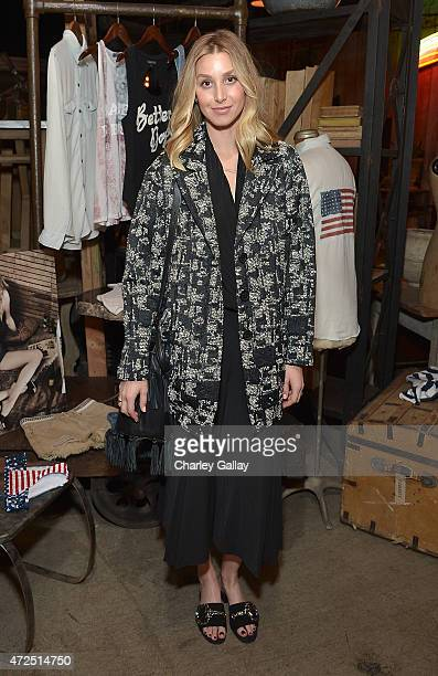 Whitney Port attends Erin Wasson hosts dinner to launch collection for PacSun on May 7 2015 in Los Angeles California