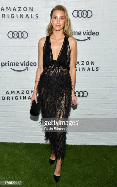 Whitney Port attends the Amazon Prime Video Post Emmy Awards Party 2019 on September 22, 2019 in Los Angeles, California.