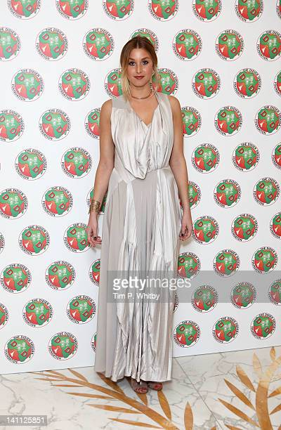 Whitney Port attends the Didier Drogba Foundation Charity Ball at Dorchester Hotel on March 10 2012 in London England