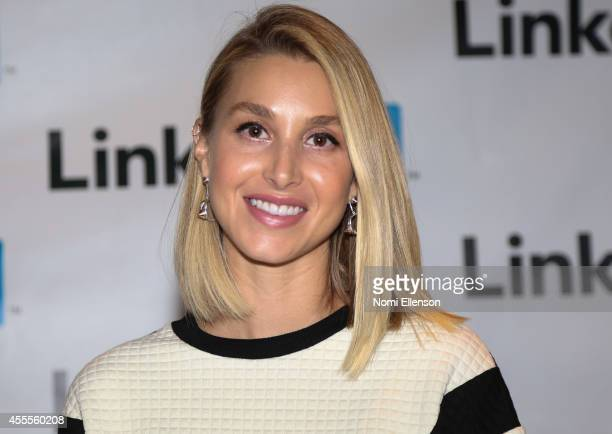 Whitney Port hosts Building Your Professional Brand Event at The Core Club on September 16 2014 in New York City