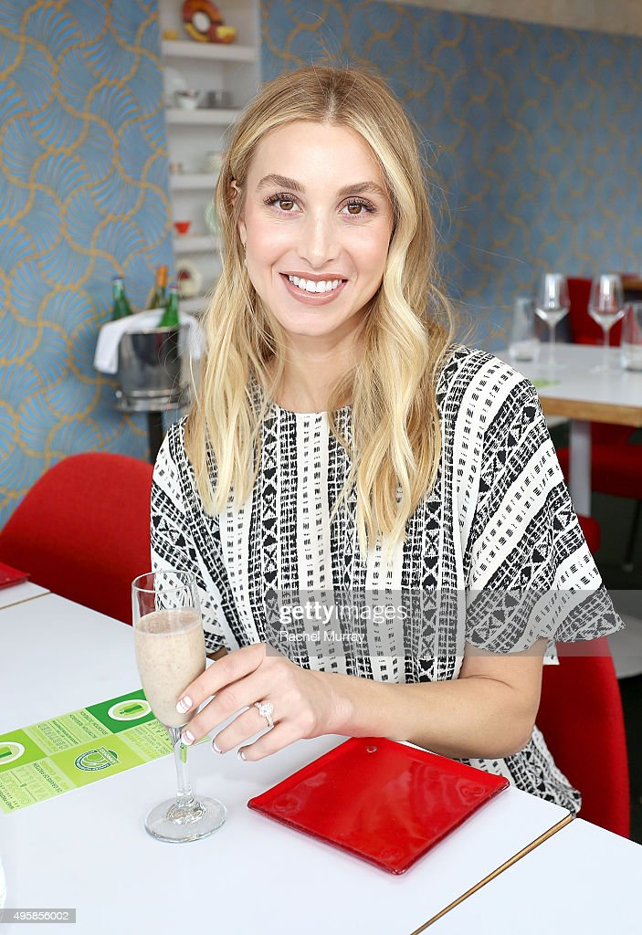 The Cancer Nutrition Consortium Celebrates The Launch Of Vital Cuisine Hosted By Whitney Port : News Photo