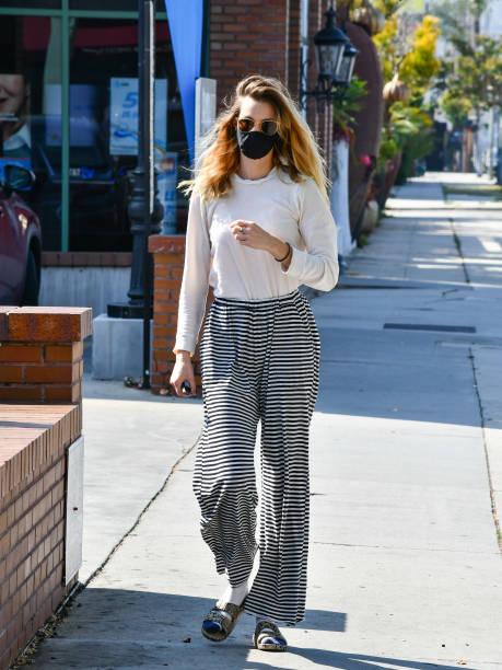 CA: Celebrity Sightings In Los Angeles - June 04, 2020